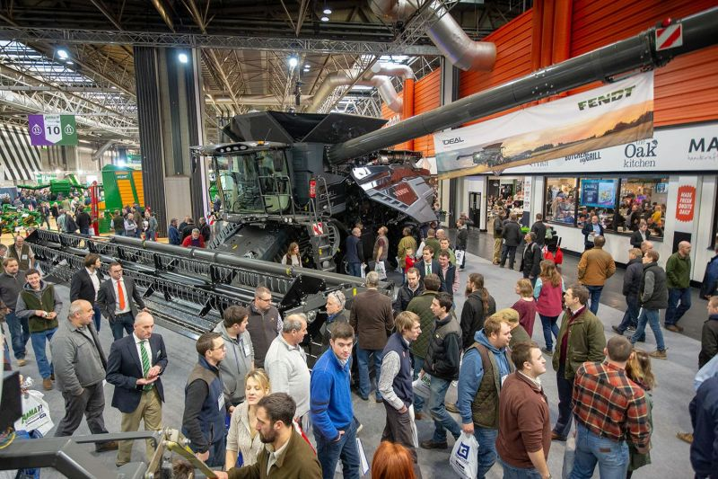 Lamma's move to the NEC in Birmingham has been hailed a success