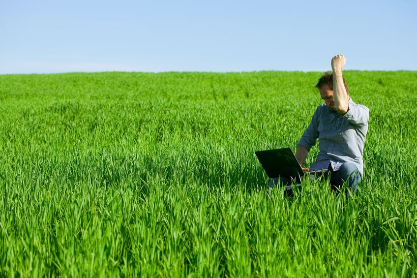 There has been a significant increase in farmers accessing superfast download speeds of 24 Mbps or more over the past four years