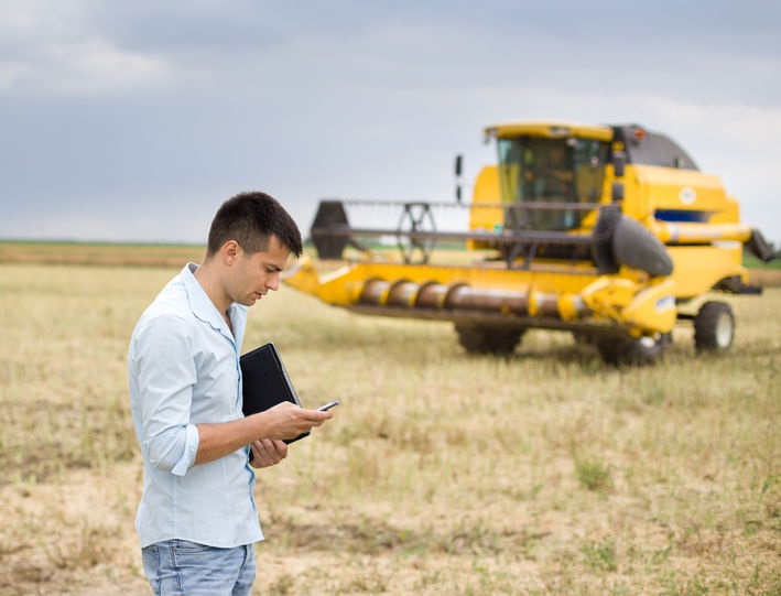 Farmers are being cut off because a basic phone call cannot be made inside 33 per cent of rural buildings on all four mobile networks