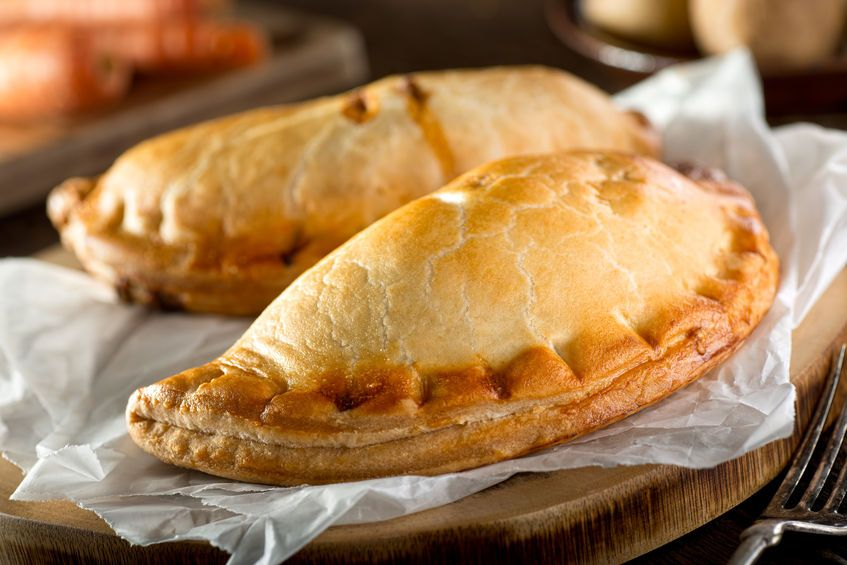 There are currently 86 GI-protected UK product names, comprising 76 agricultural and food products, such as the Cornish pasty