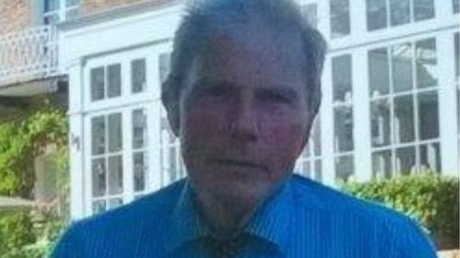 William Taylor, known as Bill, went missing from his home in Gosmore, near Hitchin, last June (Photo: Hertfordshire Police)