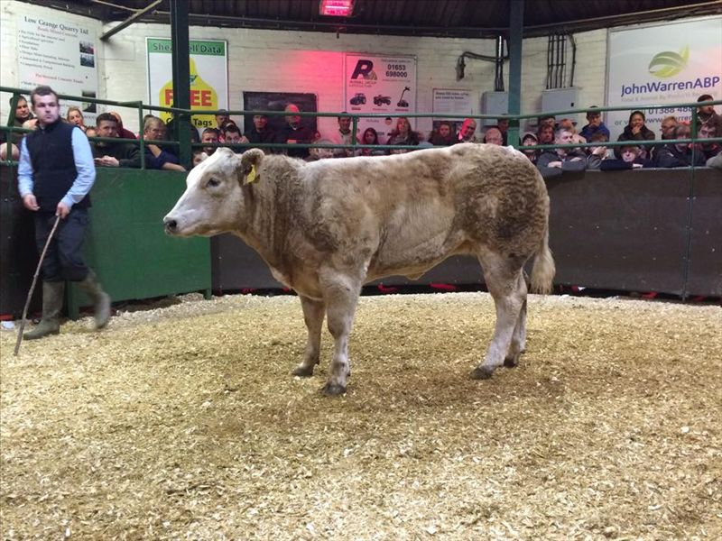 Auction owners H&H said local farmers have lent 'considerable support' for the re-design