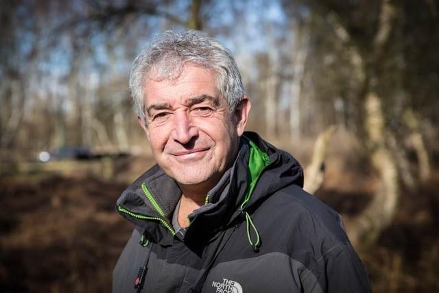 Tony Juniper said defending the natural environment has never been more important (Photo: Eleanor Church)