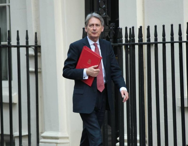 The UK's farming unions have written to the Chancellor of the Exchequer Philip Hammond