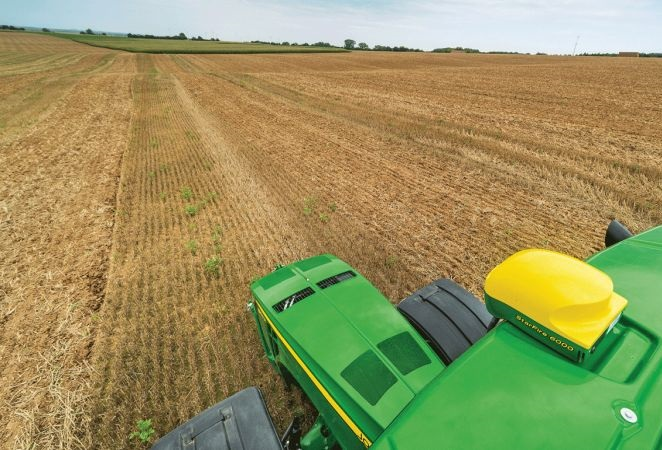 John Deere designed the system to make it impossible to use components