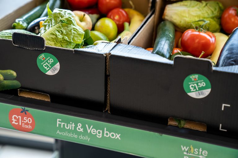 The supermarket has sold more than 50,000 boxes
