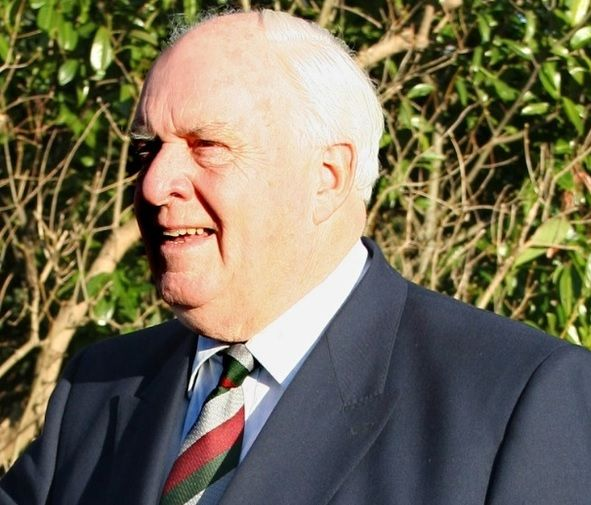 Sir David Naish was 'well known and highly respected' for his 'knowledge, integrity and commitment' to British farming