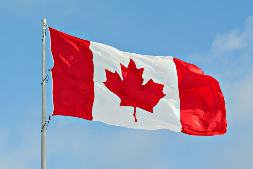 Shipments to Canada have risen over the last three years