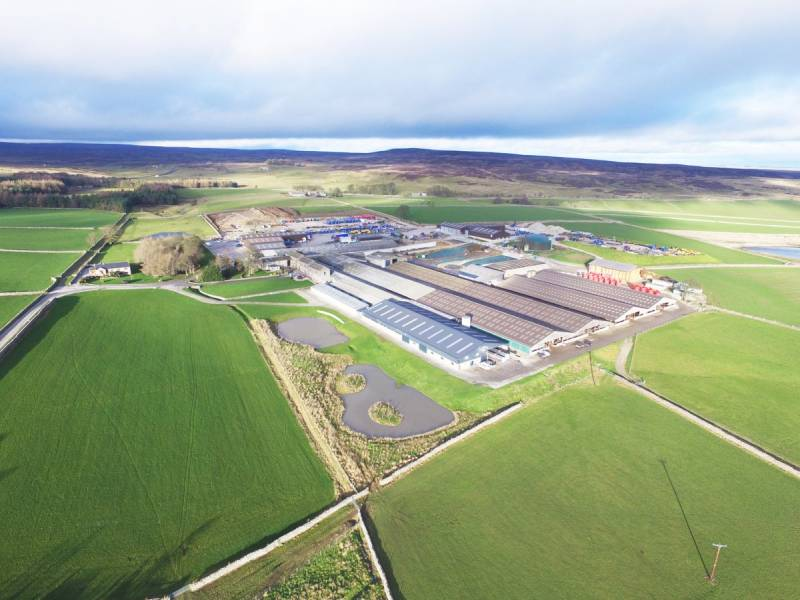 Metcalfe Farms, located at Washfold Farm in Leyburn, North Yorkshire