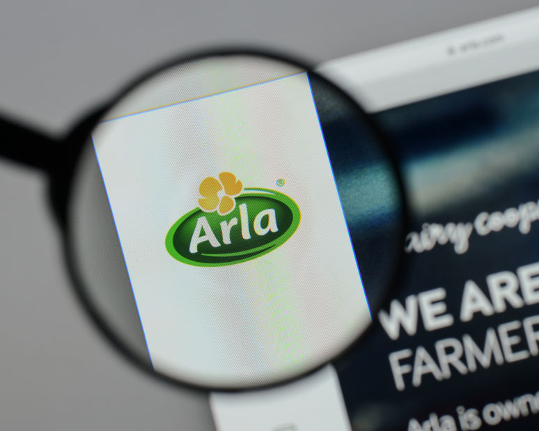 Arla Foods amba's conventional milk price for May 2019 will stay unchanged