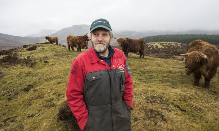 Martin Kennedy said Scottish farmers are world-renowned when it comes to animal welfare