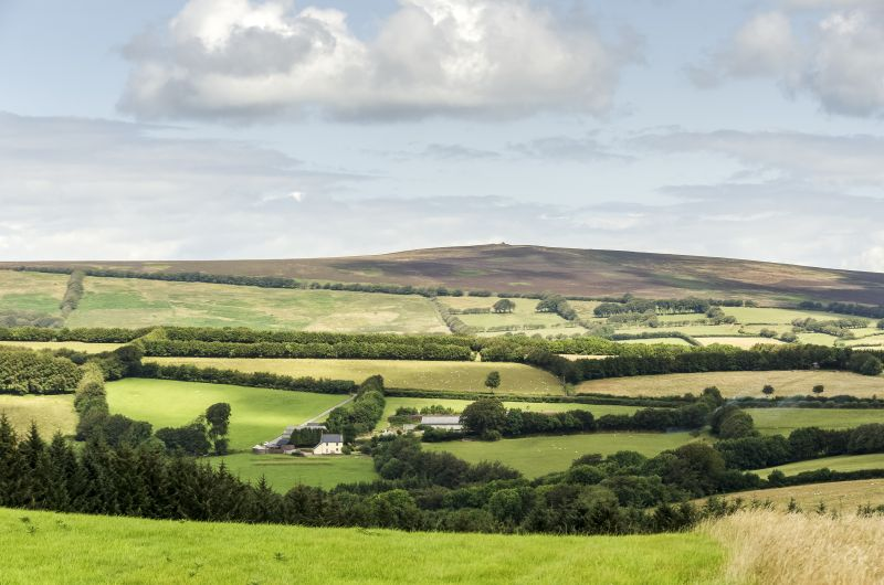 Local planning policy recognises that maintaining the fabric of Exmoor's farming community is intrinsic to conserving the landscape
