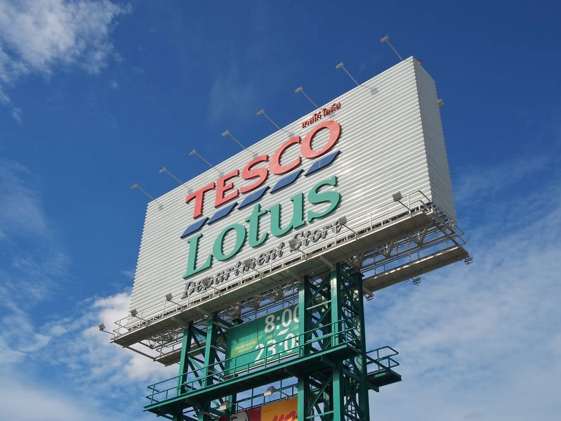 Tesco Lotus, a supermarket chain in Thailand, has been accused of selling pork products stemming from cruel methods