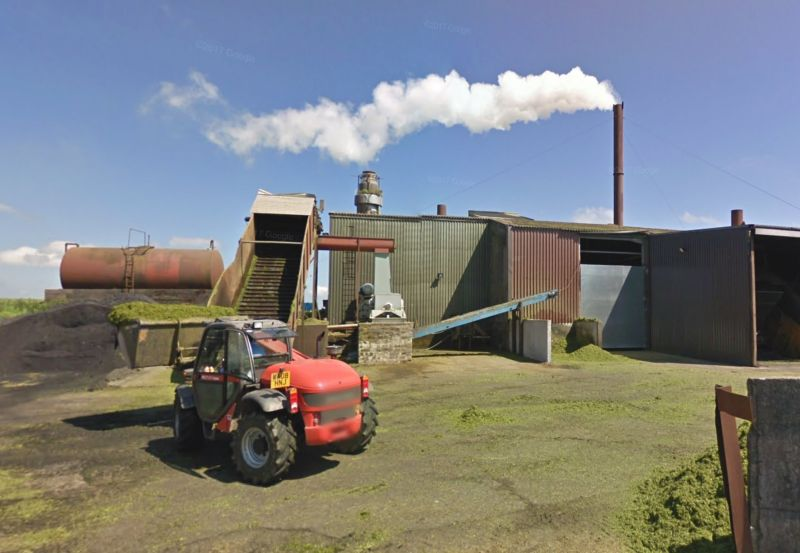 Devon-based Aylescott Feeds and Driers has been ordered to pay out over £15,000 (Photo: Google)