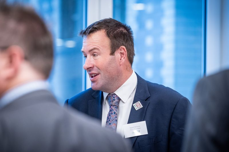 NFU Vice President Stuart Roberts said more mental health support for farmers will be needed