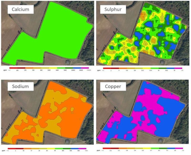 The soil mapping service has been launched for UK farmers and growers
