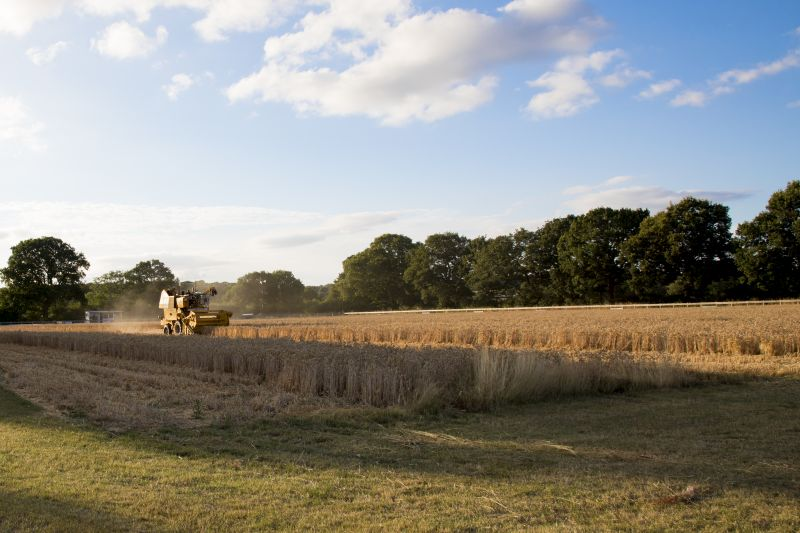 The Hands Free Hectare has broadened its operations out to 35-hectare farm in Shropshire