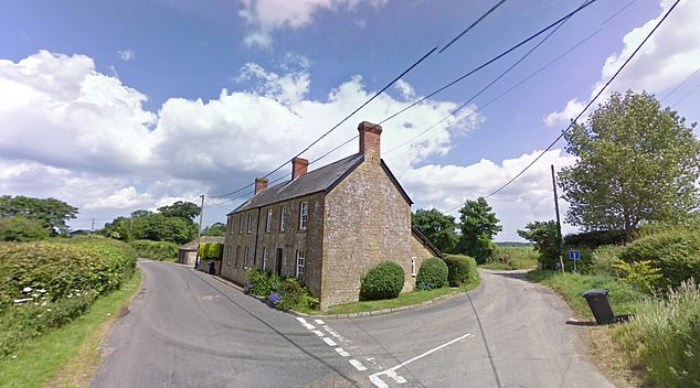 The Somerset farm is just outside the village of Yeovil Marsh (Photo: Google Maps)