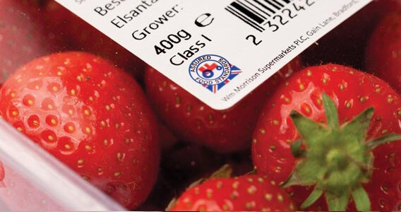 The research found British consumers primarily reporting an increase in purchasing local produce