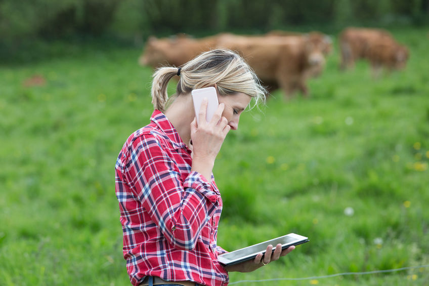 Patchy digital coverage remains a major barrier in improving on farm productivity