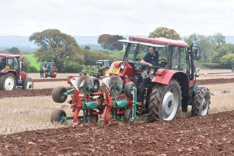 Good ploughmen – and women – can be seen at the British National Ploughing Championships, trying to be the best in their field – literally