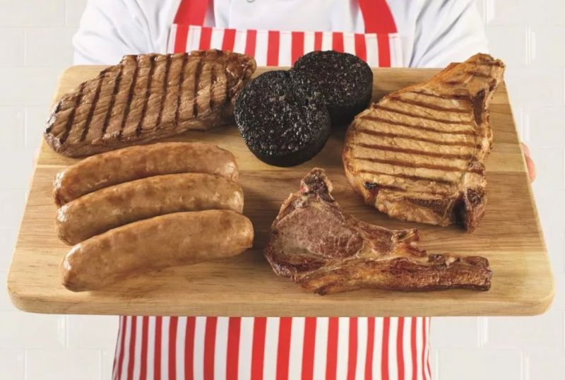 All the meat in the promotion is 100% British (Photo: Morrisons)