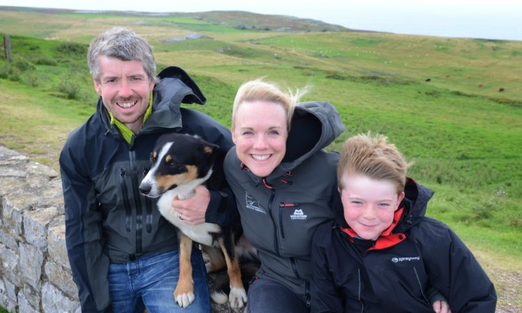 Daniel Jones (L) has had to borrow £50,000 from his family to pay for his legal fees (Photo: National Trust)