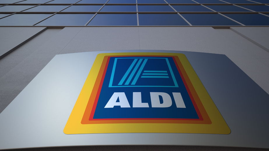 Aldi said the results reflects the 'close relationship' the supermarket has with suppliers