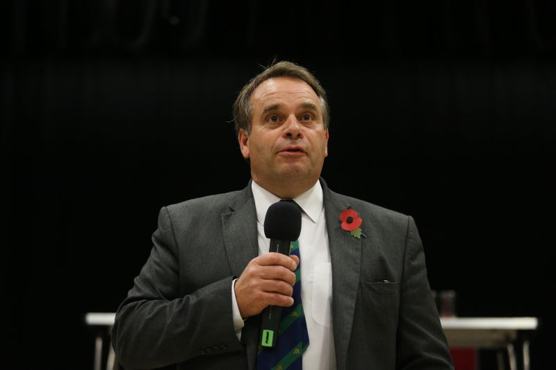 Neil Parish MP, Chair of EFRA, said that given the uncertainty of Brexit, it is 'essential' for government to build Britain's global brand for food