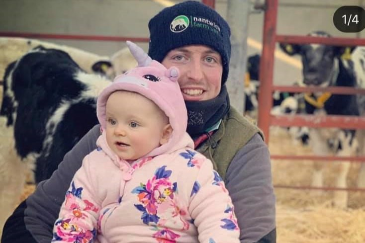 Hundreds of people have donated to help Ben Paterson following the collapse of Beeston livestock market last week (Photo: Blackthorn Farm Equestrian/Facebook)