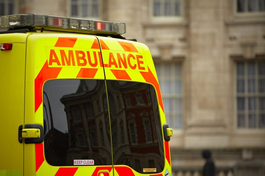 Police believe the boy fell from the vehicle and was then involved in a collision