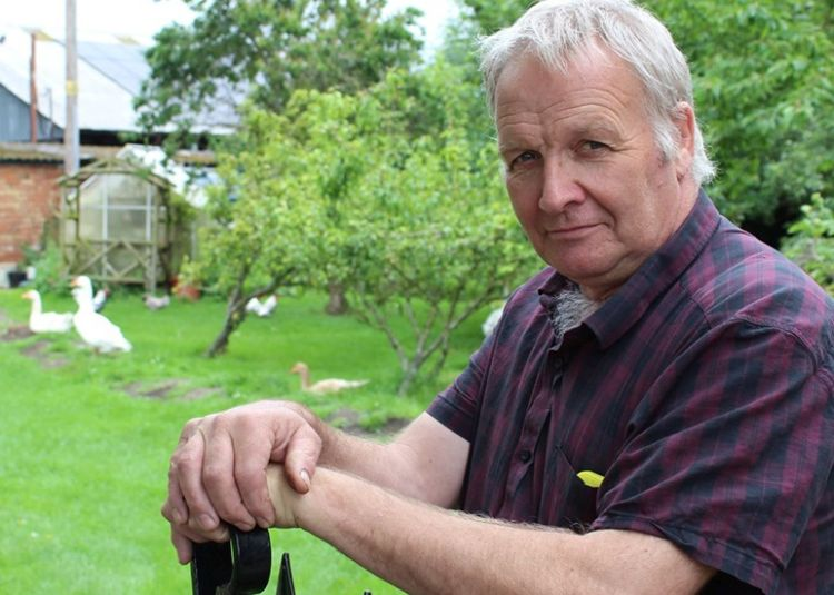 'I could have died. I could have been in a wheelchair for the rest of my life', the farmer said