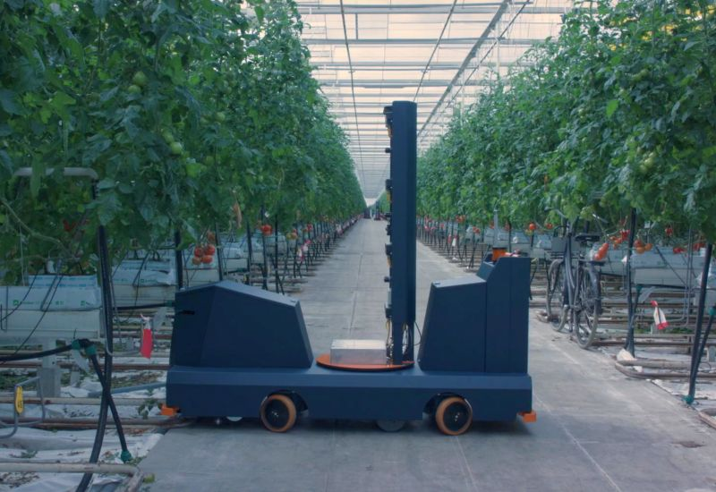 Adoption and innovation of new technologies is continually growing within horticulture (Photo: HortiKey Plantalyzer)