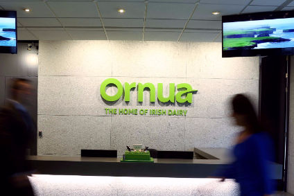 Irish dairy group Ornua is to close its UK facility in Shropshire