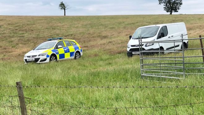 Dozens of sheep have been stolen and slaughtered at a considerable loss to local farmers (Photo: Northamptonshire Police)