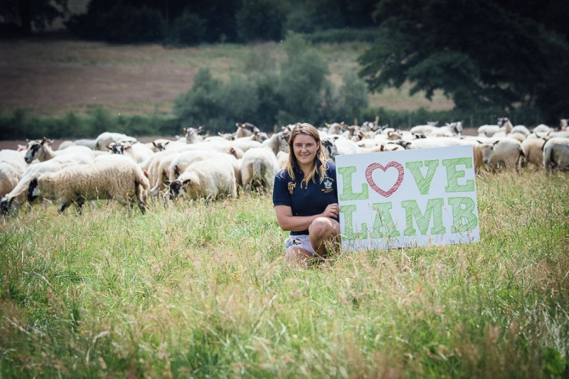 British lamb is in the peak of its supply in September – a perfect time to promote the meat