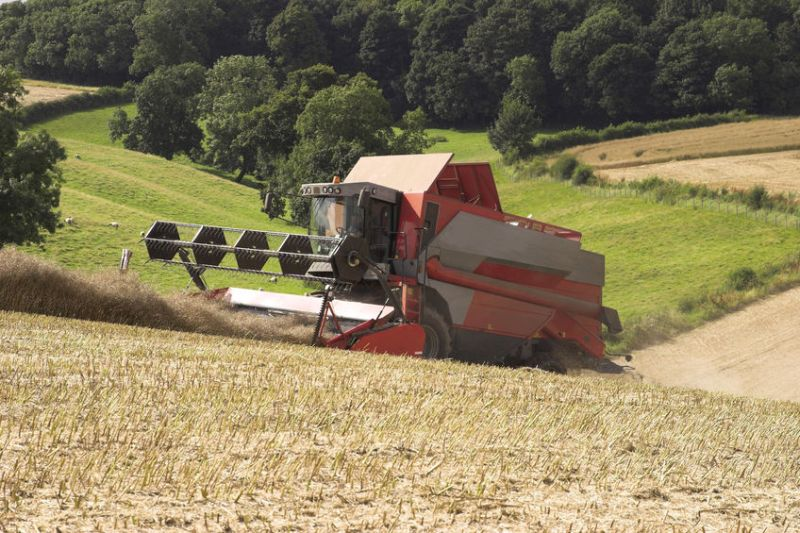 More agricultural vehicles take to the roads and fields during the busy period of harvest