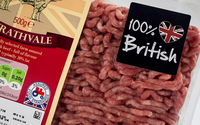 British pork, beef, lamb and cheese took centre stage at the major food event in Singapore