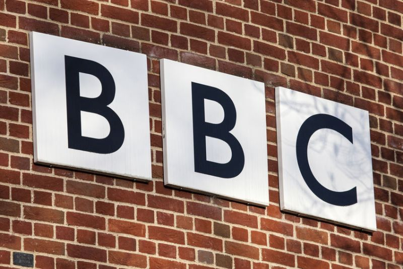 The BBC has been accused of 'cherry-picking' aspects of the IPCC's report