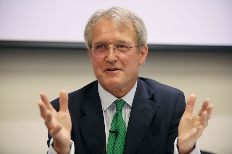Owen Paterson, the former Defra Secretary, criticised the Theresa May government's approach to Brexit (Photo: Richard Gardner/Shutterstock)