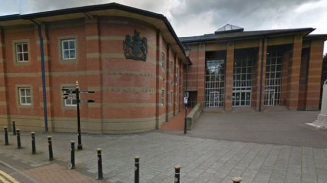 The farmer was sentenced at Stafford Crown Court this week (Photo: Google Maps)