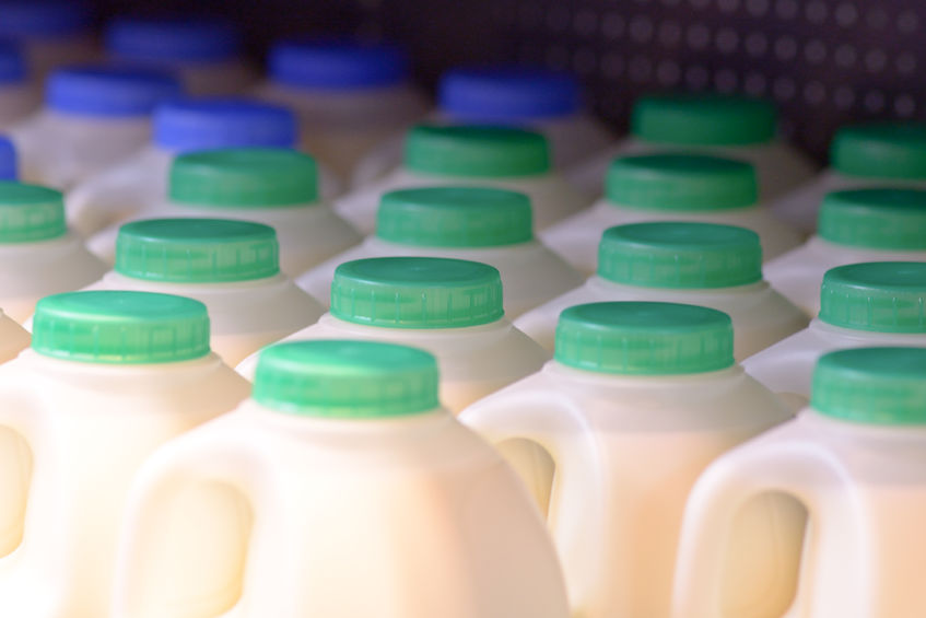 While cow's milk remains a household staple, the innovation and subsequent growth of plant-based drinks is something that the dairy industry is learning from, the report says