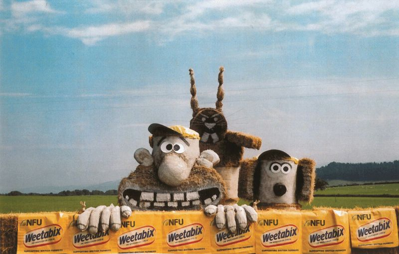 Weetabix has launched its 'Wheat Art' competition to celebrate its 10th harvest under the wheat protocol scheme