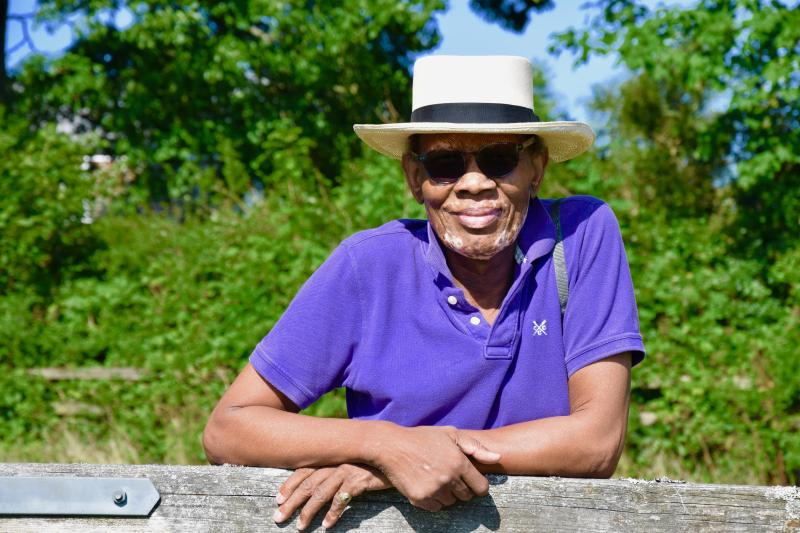 Wilfred Emmanuel-Jones, also known as 'The Black Farmer', is set to encourage other farmers to innovate and diversify