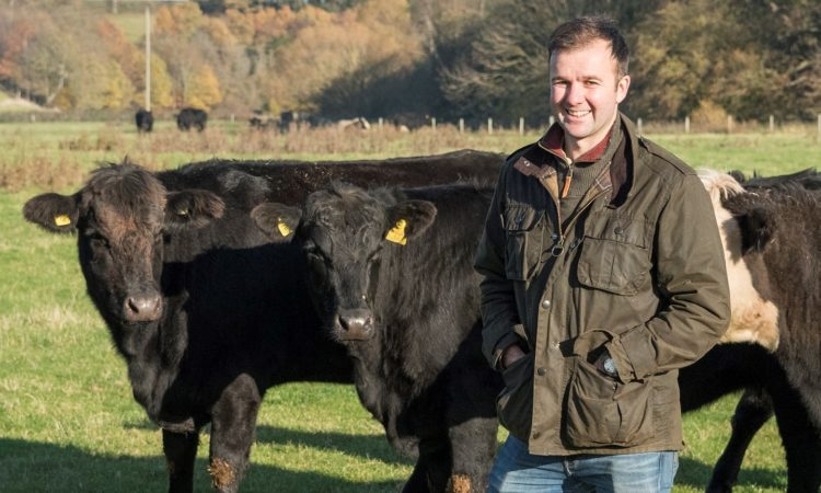 The awards help champion the dedication and passion of cattle and sheep farmers in Scotland