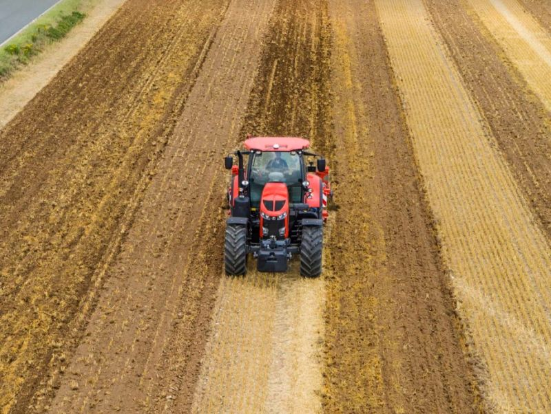 Kubota says its latest series is designed to serve the demands of modern farmers