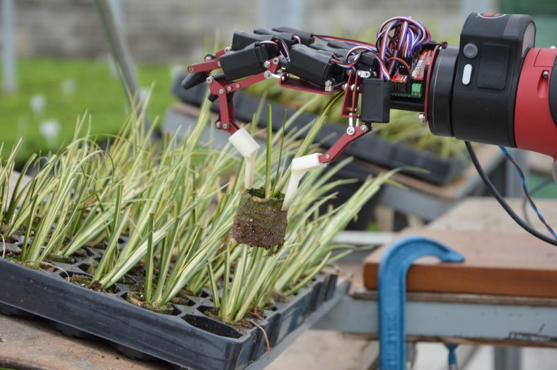 The farming industry is set to improve its production systems as agri-tech innovation grows
