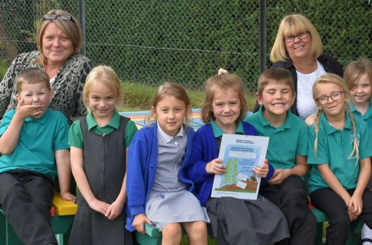 Pupils at Faldingworth Community Primary School competed against half a million others from across the UK