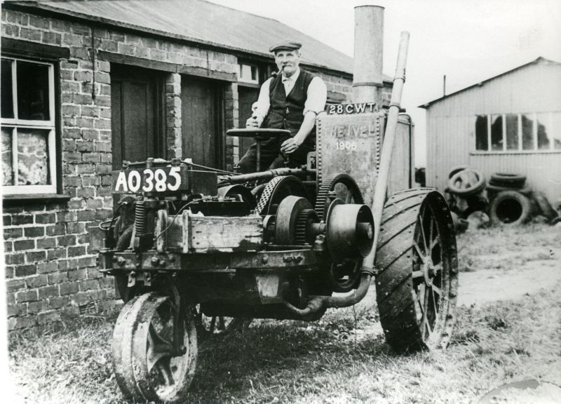 Just eight complete examples of the Ivel Agricultural Motor are known to remain worldwide
