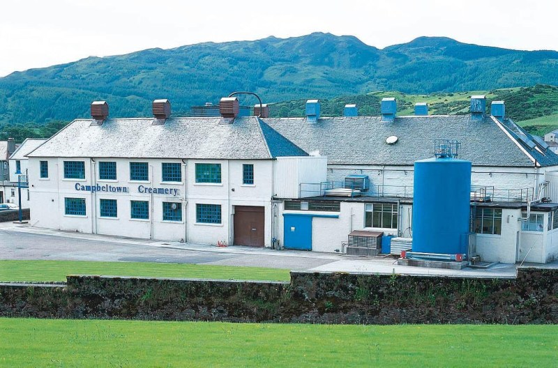 Numerous farm businesses have teamed up to save the renowned dairy facility from closing